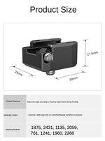 Accessori per fotocamere reflex SmallRig accessori per scarpe fredde girevoli staffa Monitor 2819/2935