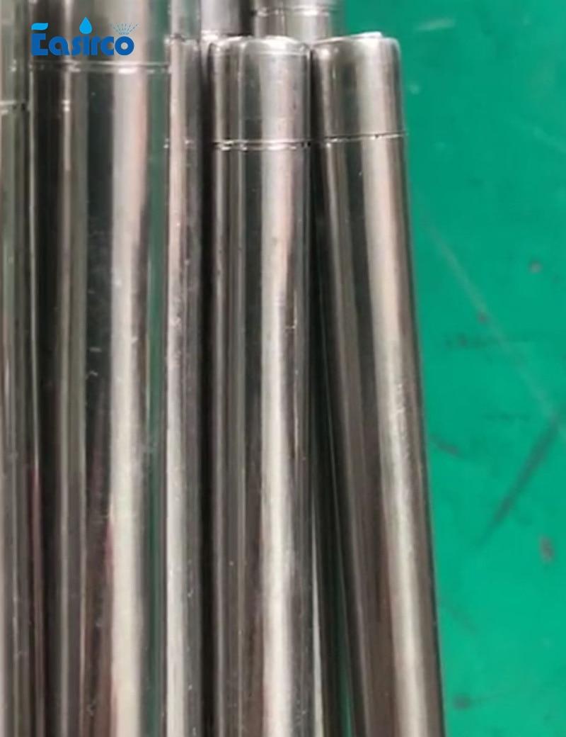 """Easirco 1 미터 pc 3/8 """"빠른 연결 커넥터 용 그루브 특수 설계가있는 스테인레스 스틸 파이프-에서정원 워터 커넥터부터 홈 & 가든 의  그룹 3"""