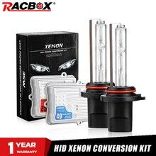 Bloc dallumage H1, ampoule au xénon, système de Conversion de phare 4300K 6000K 8000K, modernisation 12V 55W