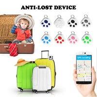 Localizzatore GPS per animali domestici localizzatore anti-smarrimento Bluetooth per cane da compagnia gatto borsa per auto per bambini portafoglio ricerca chiavi Anti allarme perso Itag Smart tag