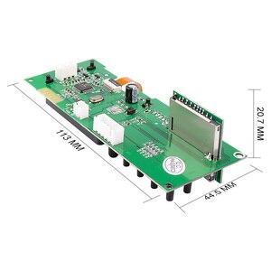 Image 4 - AIYIMA Bluetooth 5.0 Audio MP3 dekoder bezprzewodowy samochód USB MP3 odtwarzacz karty SD FM dekodowania wyżywienie wsparcie, gdy jest możliwość ściągnąć fonogram minusowy (moduł wyświetlacza 5V