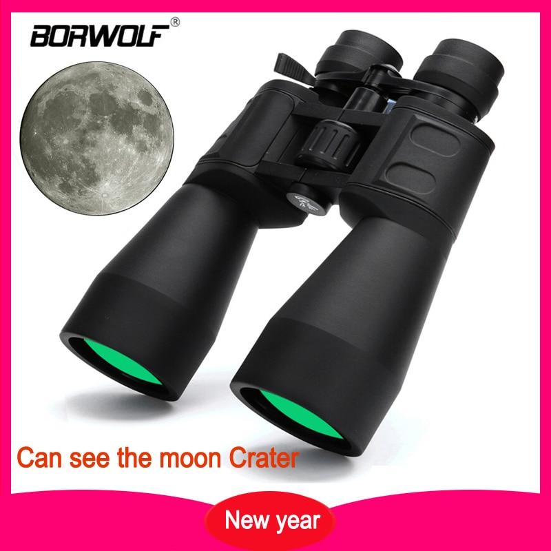 Borwolf 10-380X100 Hoge Vergroting Lange Range Zoom 10-60 Keer Jacht Telescoop Verrekijker Hd Professio Zoom