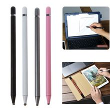 Portable Cloth Head Stylus Touch Screen Digital Pen for Smartphones Tab