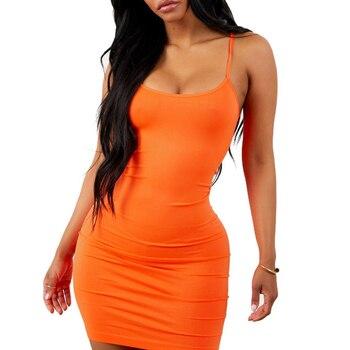 Womens Spaghetti Strap Dresses