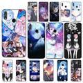 YNDFCNB ReZero kara Hajimeru Isekai Seikatsu Riem чехол для телефона Huawei Honor 8X 8A 9 10 20 Lite 30Pro 7C 7A 10i 20i