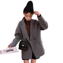 NiceMix Spring Autumn  Casual Blazer Oversize Women Blazers and Jackets Office Lady Outerwear Mujer Manteau Femme