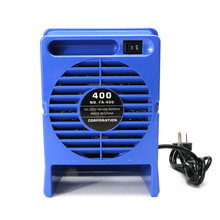Soldering Weldings Exhaust Smoke Absorber Fume Extractor Fan Air Filter 220V(China)