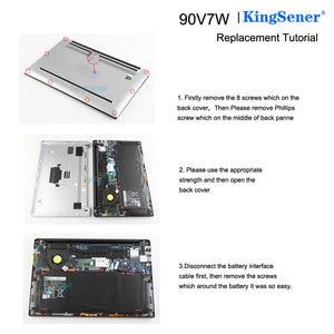 Image 5 - KingSener 90V7W JHXPY JD25G 090V7W Dell XPS 13 9343 XPS13 9350 13D 9343 P54G 0N7T6 5K9CP RWT1R 0DRRP 56WH