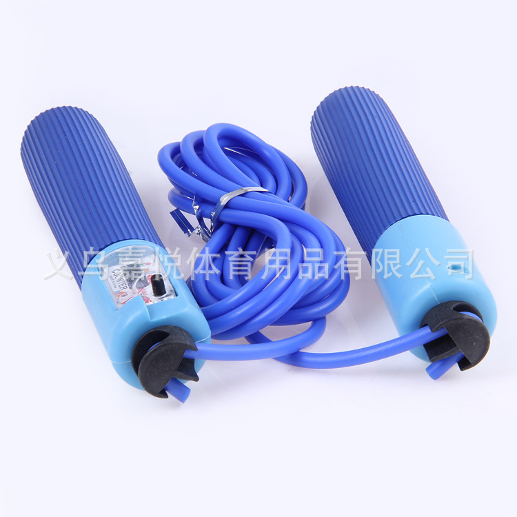 Foam Cover Rubber Rope Count Jump Rope Students Training Standard Jump Rope Fitness Jump Rope