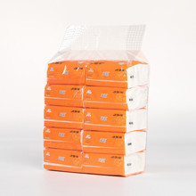 Paper Extraction Sue Soft Orange Household Paper Napkin Hotel Universal Toilet Paper Manufacturers Direct Selling a Generation o