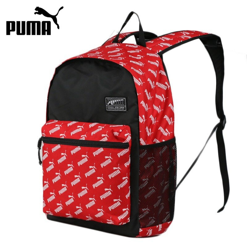 Original New Arrival   PUMA Academy Unisex  Backpacks Sports Bags
