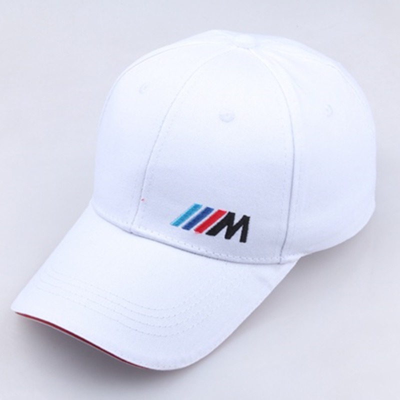 Men dad hat Cotton Car logo M performance Baseball Cap hat cotton fashion hip hop cap hats