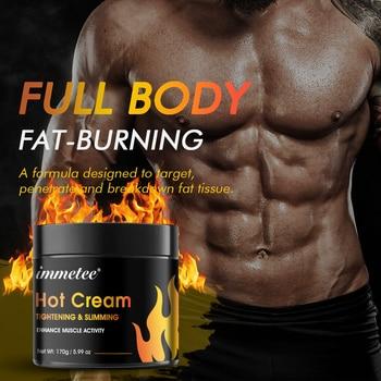 Anticelulitica Sweat Fat Burning Gel -Natural Weight Loss Cream Workout Enhancer For Shaping Waist Abdomen and Buttocks Slimming 1