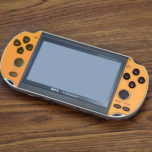 Image 5 - 4.3 Inch Colored Game Console 8GB Build In 7500 Game For Ps1/gg/Cps/Neogeo/Gba/Gbc/Gb/Snes/Nes/Sega Video Game Console MP4