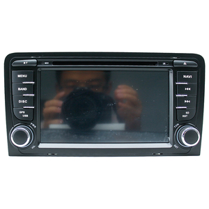 Image 2 - אוקטה Core DSP אנדרואיד 10 רכב DVD GPS עבור אאודי A3 2003 2011 עם DVD נגן רדיו סטריאו אודיו אוטומטי מולטימדיה מסך ניווט
