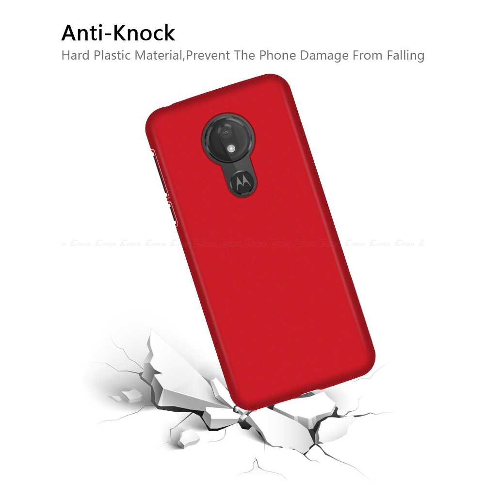 Siêu Mỏng Cứng Ốp Lưng Điện thoại Motorola Moto Z3 Z2 G8 G7 G6 G5S G5 G4 E5 E4 Plus chơi Lực Dẻo Full Lưng PC