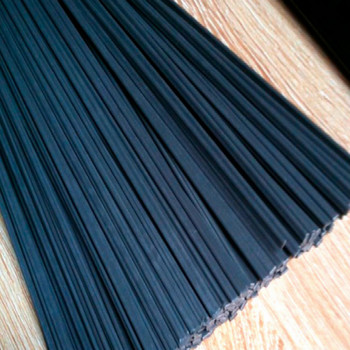 Black Wide 2.5-5mm PP Plastic Welding RodS For Truck Car Headlight 100M/Lot FREE SHIPPING