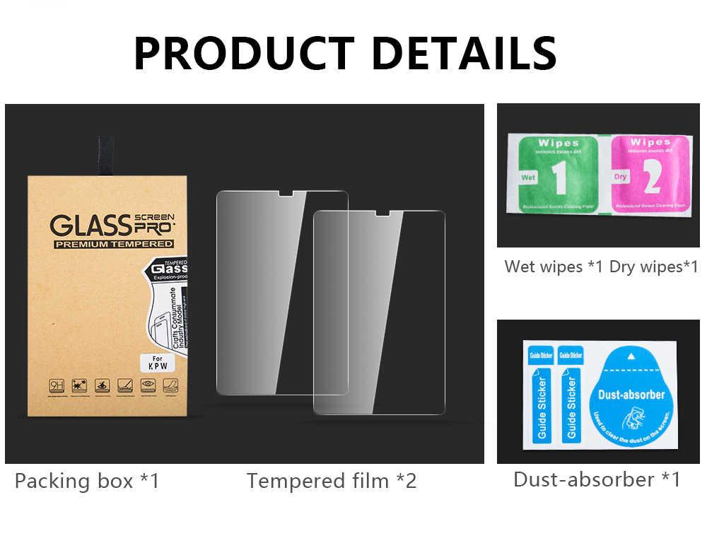 2 قطعة! واقي للشاشة المقسى الحرس لسامسونج غالاكسي تبويب S6 10.5 T860 T865 SM-T860 SM-T865 الزجاج المقسى طبقة رقيقة واقية