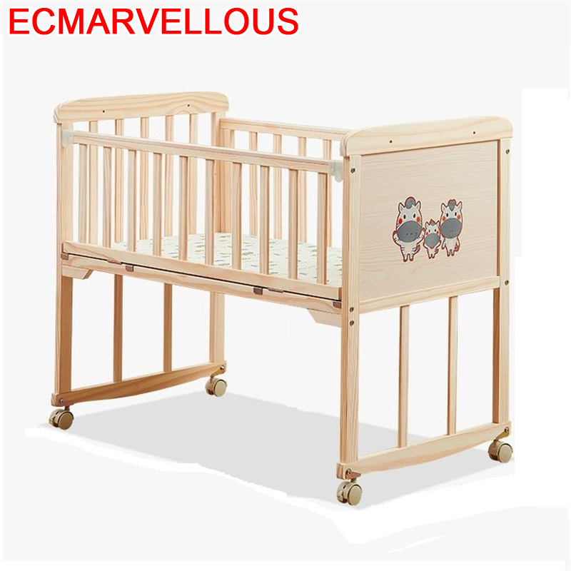 Lozko Dla Dziecka Per Camerette Child Children's Letto Bambini Cama Infantil Wooden Lit Enfant Kinderbett Children Kid Bed