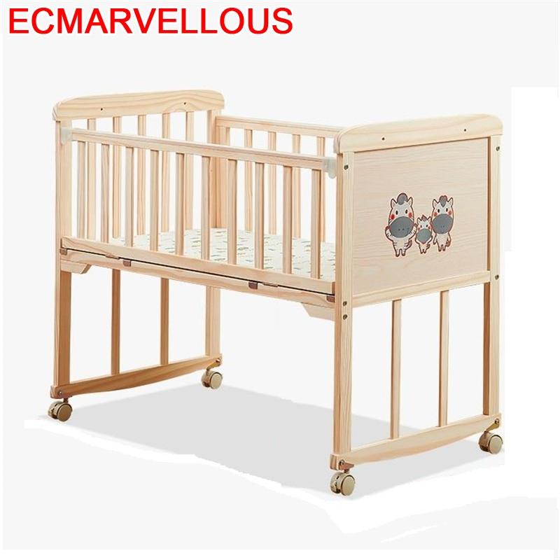 Lozko Dla Dziecka Per Camerette Child Children's Letto Bambini Cama Infantil Wooden Lit Enfant Kinderbett Children Kid Bed