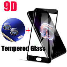 2 in 1 Tempered Glass For Xiaomi  Mi Note 3 Back Lens Film Protective Screen Protector Camera