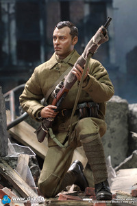 Image 4 - DID 10th Anniversary WWII USSR Battle Of Stalingrad 1942 Vasily Zaytsev 1/6 FIGURE R80139A