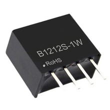 B1212S-1W DC 12V to 12V DC-DC Isolated Power Supply Module C