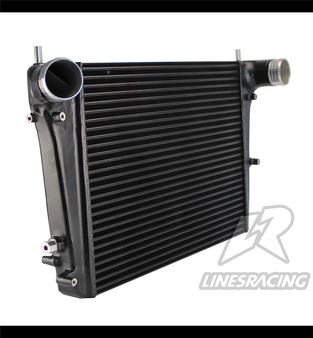 Racing Front Mount Intercooler Fits For VW <font><b>Golf</b></font> <font><b>MK6</b></font> VAG 1.6/2.0 <font><b>TDI</b></font> 1.4/1.8/2.0 TSI image