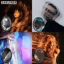 Kaléidoscope à prisme, accessoires de photographie, accessoires pour appareil photo, flous, lan, filtre Dslr 55 58 62 77 82mm, pour Canon Nikon D90 Sony Nd UV spécial