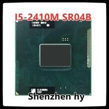 I5 2410M SR04B 2.3GHZ CPU 코어 수 35 와트