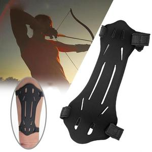 Silicone Archery Arm Guard Protection Traditional Hunting Recurve Bows Shooting Training Protector Outdoor Hunting Accessories