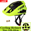 BATFOX Homens Capacete Da Bicicleta Capacete de Mountain Bike XC TRAIL MTB Ultraleve Capacete Estrada Integ-Moldado cruz Ciclo Ciclismo BMX capacete 21