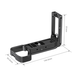 Image 2 - SmallRig A7R4  Camera L Plate L Bracket for Sony A7R IV W/ Arca compatible base plate & side plate 2417