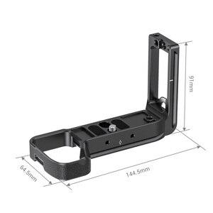 Image 2 - SmallRig A7R4 מצלמה L צלחת L סוגר עבור Sony A7R IV W/ Arca תואם בסיס צלחת & צד צלחת 2417