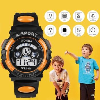 Chronograph Watches Digital Watch Sport Army Military Fashion Men Alarm Stopwatch Clock Male Relogio Masculino