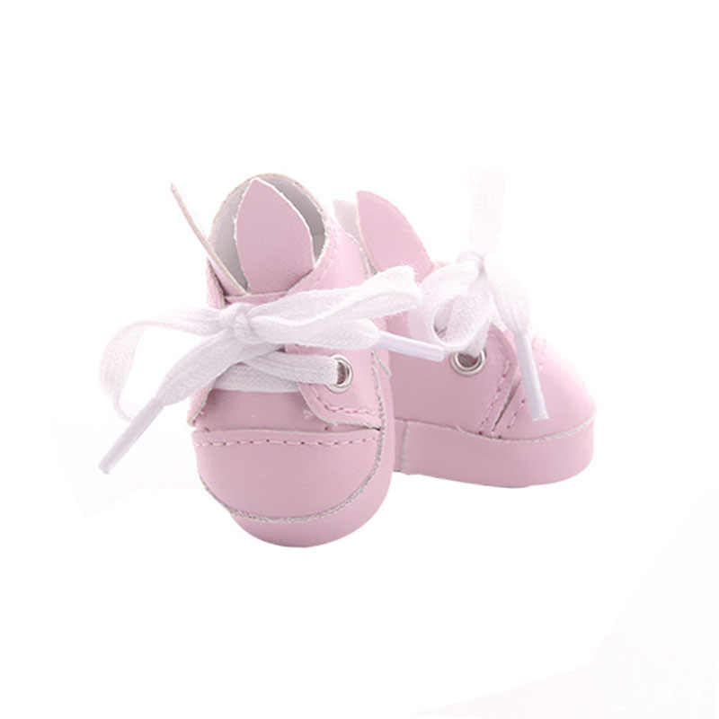 1/6 Bjd Giày Búp Bê Cho BJD 5 Cm Búp Bê Giày Vải Thỏ Giày Nữ Mini DIY Làm Bằng Tay Cho Chúng Ta thế Hệ Của Cô Gái Đồ Chơi
