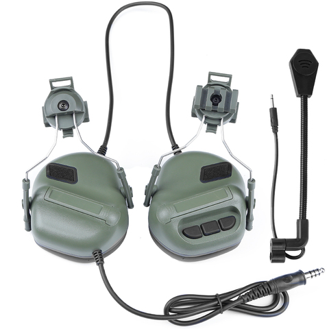 capacete rapido trilho adaptador airsoft militar cs