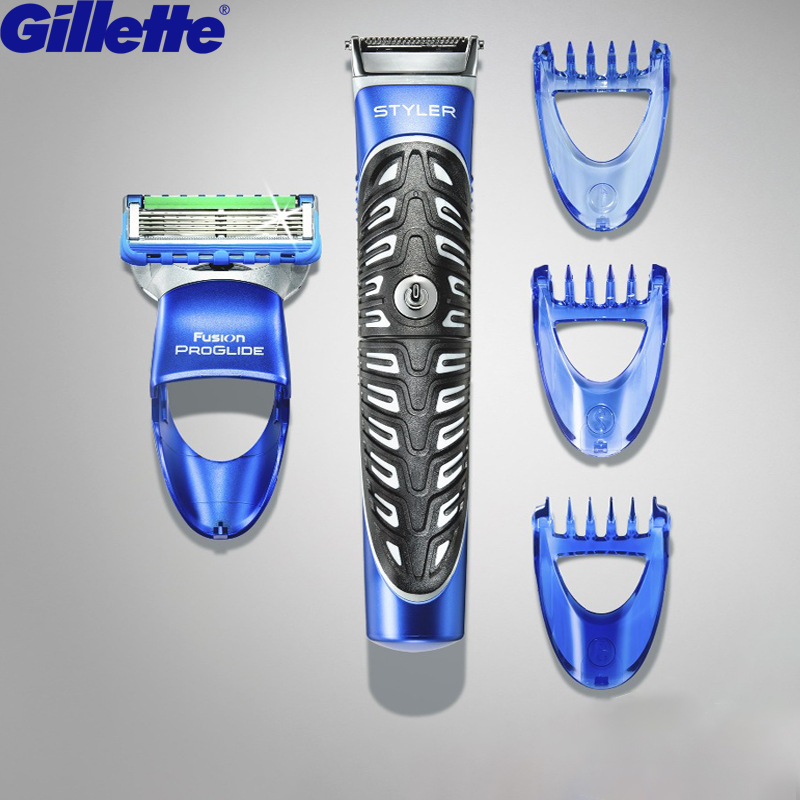 Newest Gillette Fusion Proglide Styler Masters Of Style Gillette Fusion ProGlide Styler Super Smooth 3 In 1 Stylist Razor