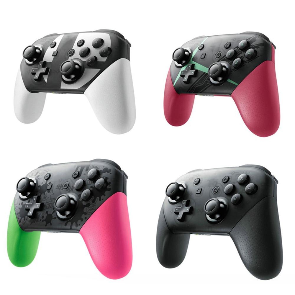 Interruptor pro controlador para nintend switch console controlador sem fio gamepad|Gamepads|   -