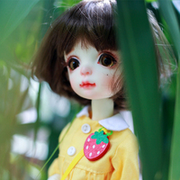 Doll BJD Body 1/6 Rod Figures Naked Toy Boy Girl Gift Doll Baby Real Resin Toys for Children 2DDoll