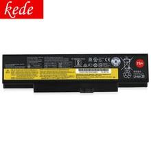Kede Original bateria Do Portátil Para Lenovo Thinkpad E555 E550 E550C 45N1759 45N1758 45N1760 45N1761 6 CELULAR