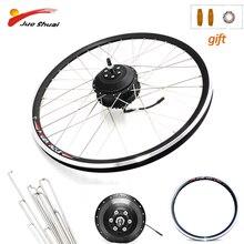 Electric Bike Motor 36v 250w-500w for 20inch-29inch Bicycle rim in bulk E-bike Brushless Hub Electric motor Wheel assemble diy