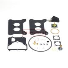 SherryBerg Rebuild Repair Gasket Kit fit AUTOLITE 2100 2105 CARBURETOR CARB KIT 1958-1975 for FORD MERCURY CARS V8 with FLOAT
