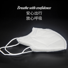 Fast Delivery KN95 Anti Face Mask N95 Safety Protective Mask 95% Filtration Anti Dust FFP2 Mask Send within 12 hours hot sale