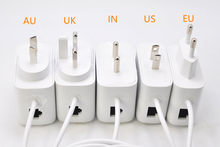 USB-C kabel zasilający Ethernet do chromecasta z Google TV 5V 1,5a 7.5W GELAO PS1 LPS