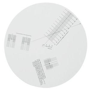 Image 1 - Anti Sliding Lp Vinyl Record Pickup Kalibratie Plaat Afstand Gauge Gradenboog Aanpassing Tool Heerser Voor Draaitafel Accessoires