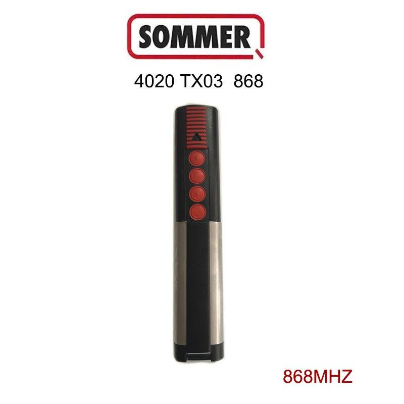Neue Für Sommer 4020 TX03-868-4 Fernbedienung Sender
