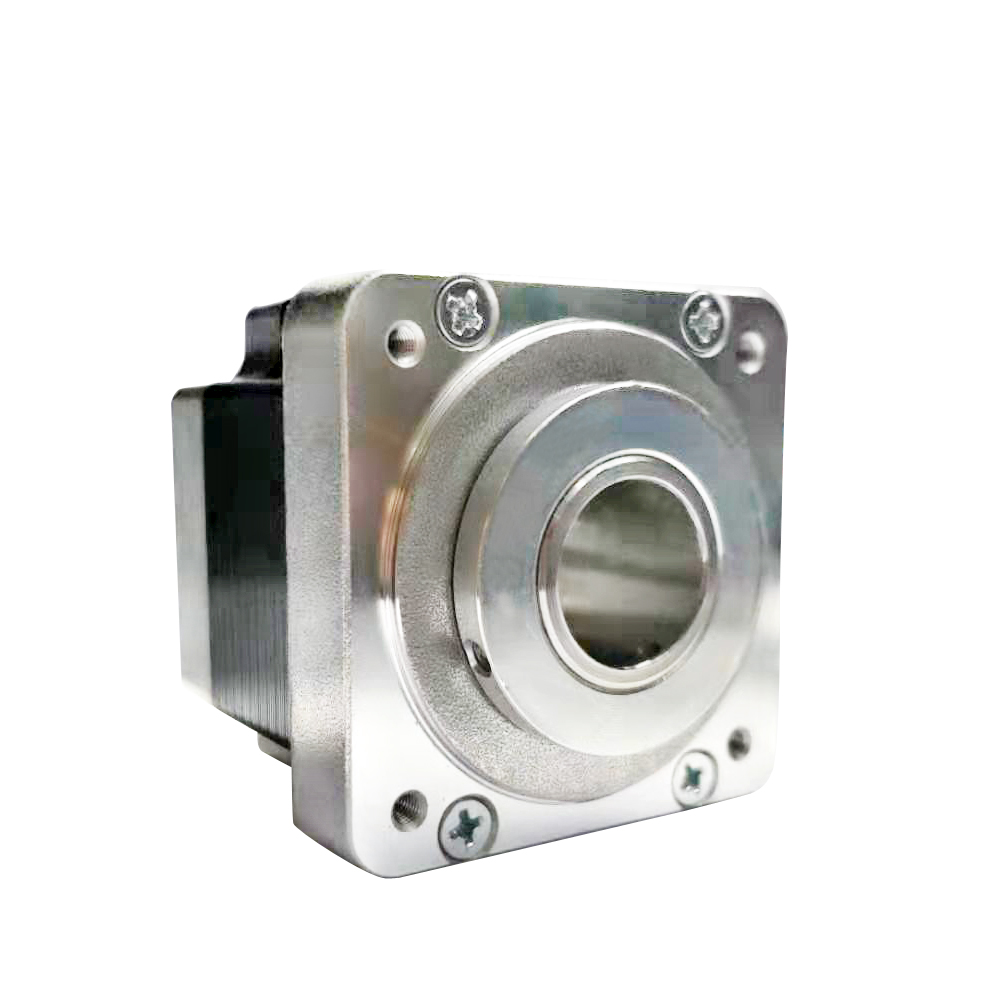 Hollow Shaft Stepper Motor 50 Hybrid Motor 2 Phase 1.8 Degree