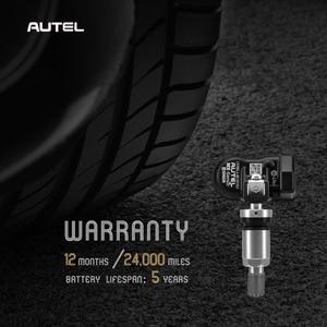 Image 5 - Autel MX Sensors 433 MHz 315 MHz Sensor Programmer TPMS PAD TS401 TS601 Double Frequencies 2 in 1 Autel Sensors Tyre Analysis