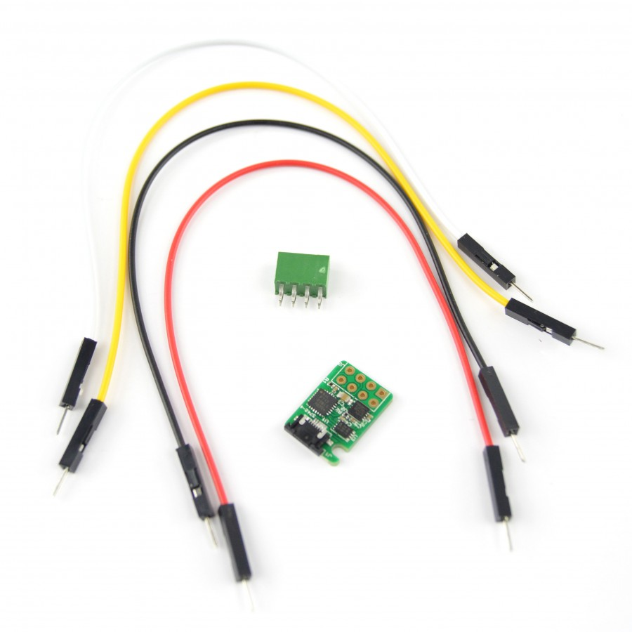 Singletact Capacitive Linear Pressure Sensor Conversion Module I2C Analog Output
